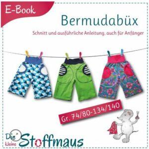 E-Book Schnittmuster Bermudahose