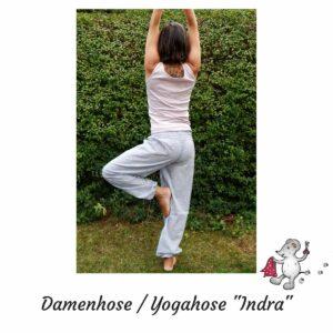 Schnittmuster e-Book Yogahose
