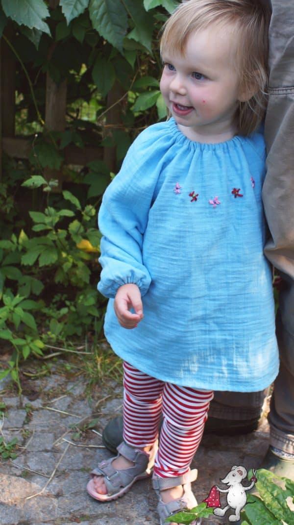 Bio Musselin Double gauze Wichtel Kinderparadies jersey öko Bio Jersey Meterware Öko Gots günstig online kaufen