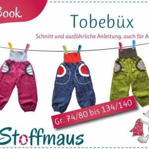 E-Book Schnittmuster Hose