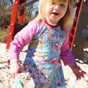 Wichtel Kinderparadies jersey öko Bio Jersey Meterware Öko Gots günstig online kaufen
