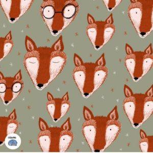 Jersey Oswald der Fuchs lillestoff