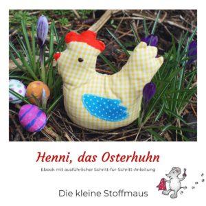 Freebook Henni das Osterhuhn