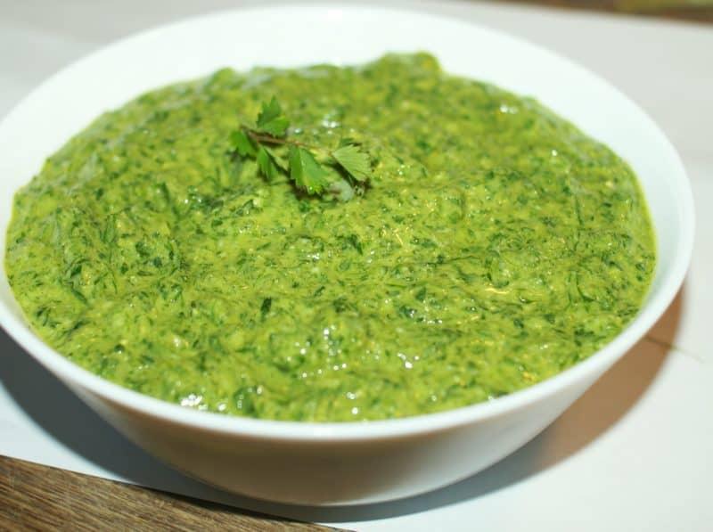 Grüne Soße Rezept die kleine Stoffmaus