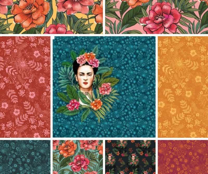 Frida Flor Modal Lillestoff die kleine Stoffmaus