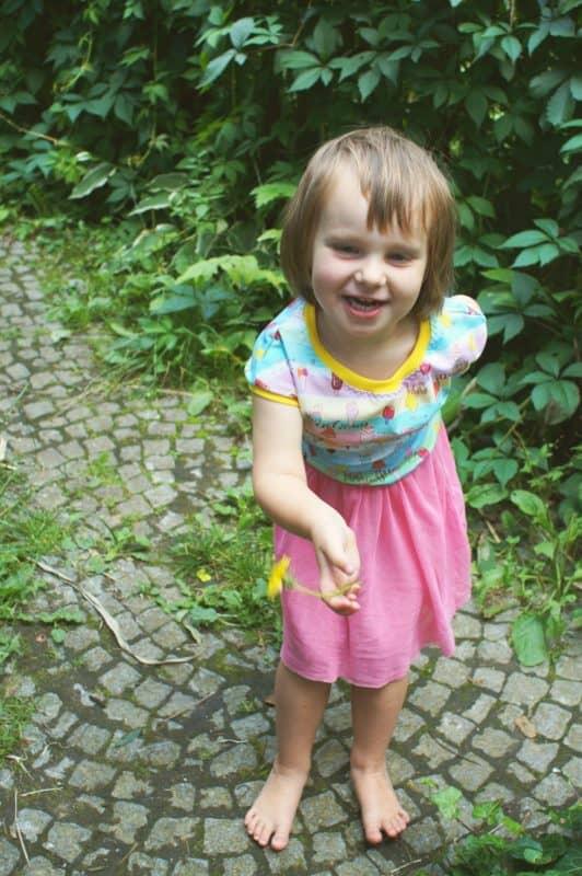 Lillylou Bio Jersey Lillestoff Die kleine Stoffmaus