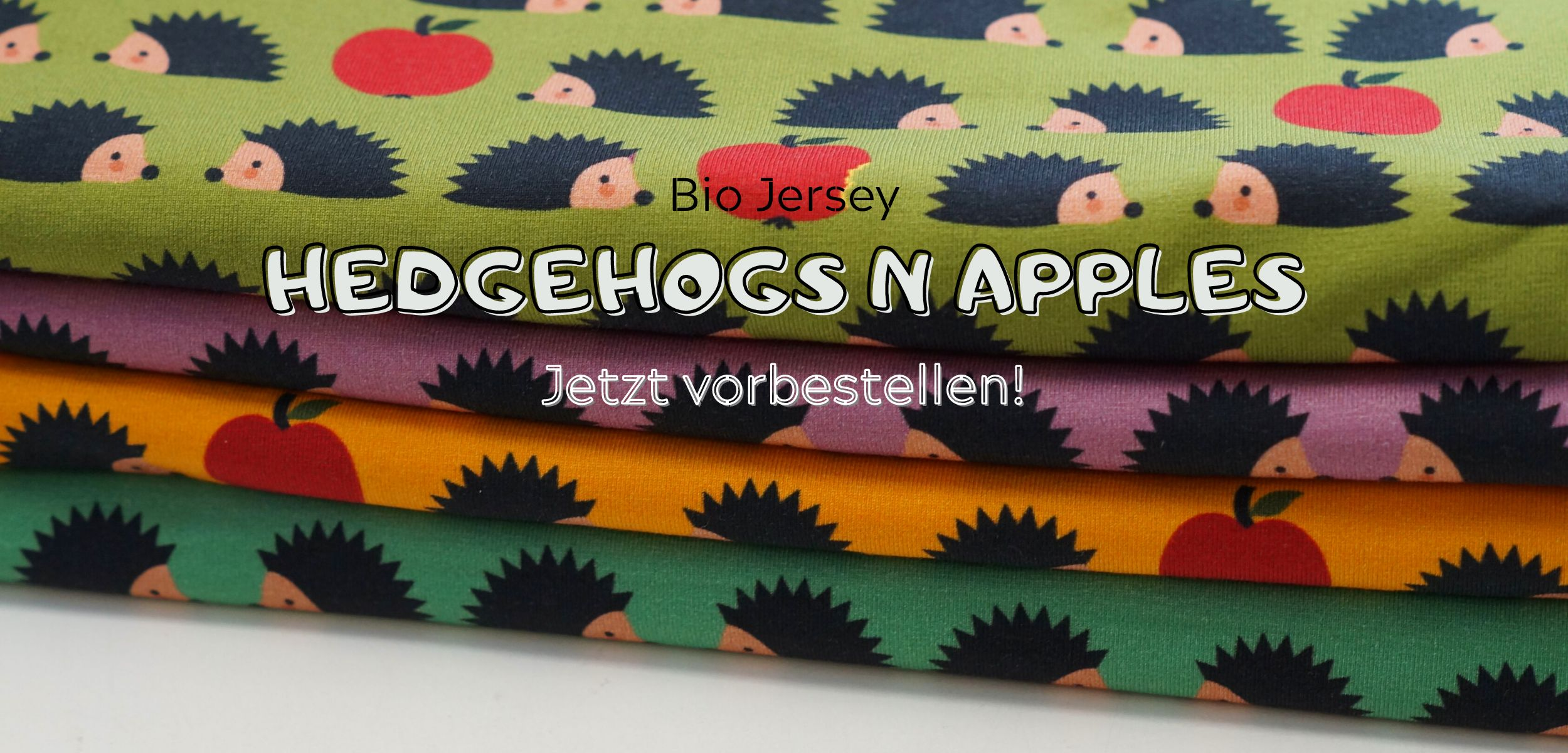 Shopbanner Hedgehogs n apples