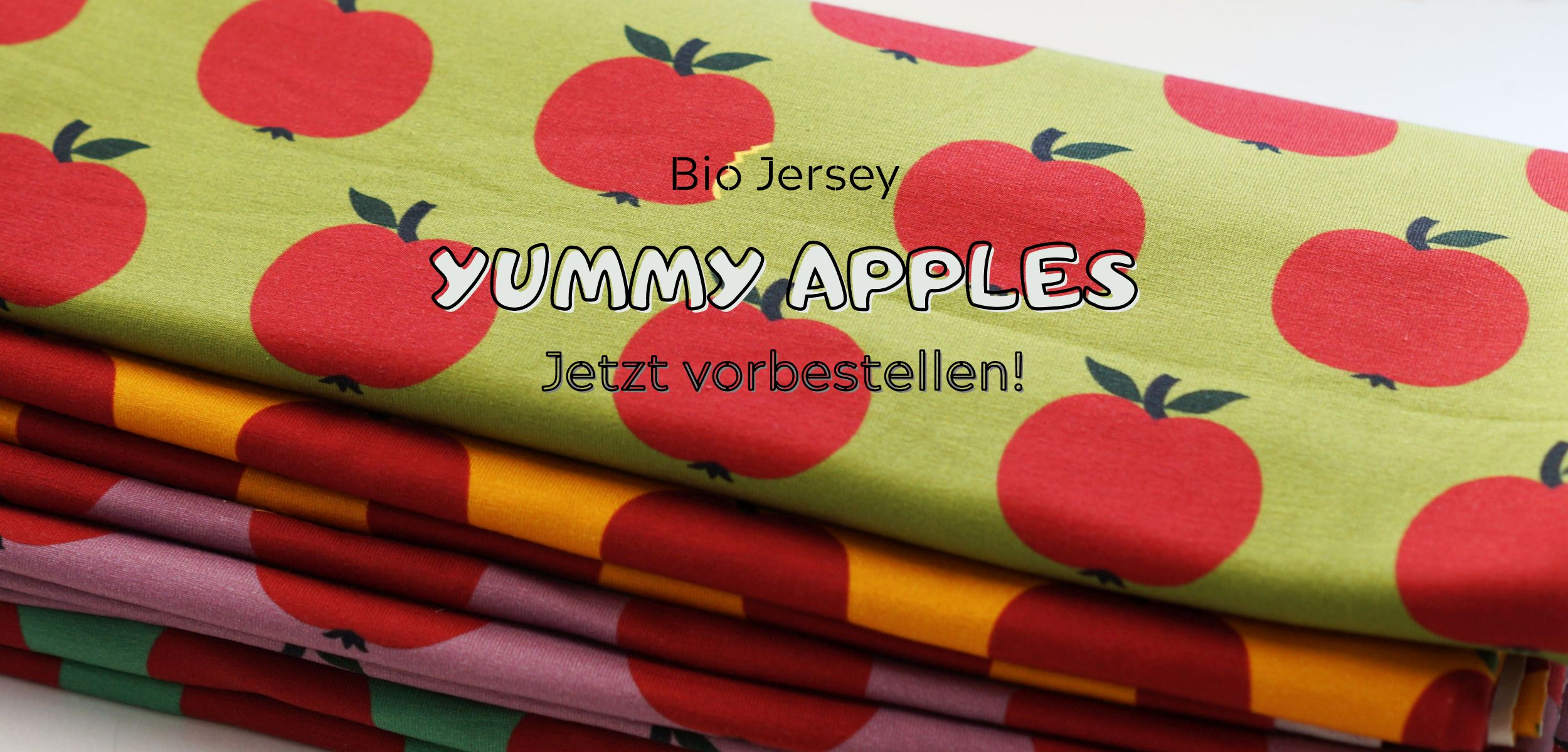 Shopbanner Yummy apples