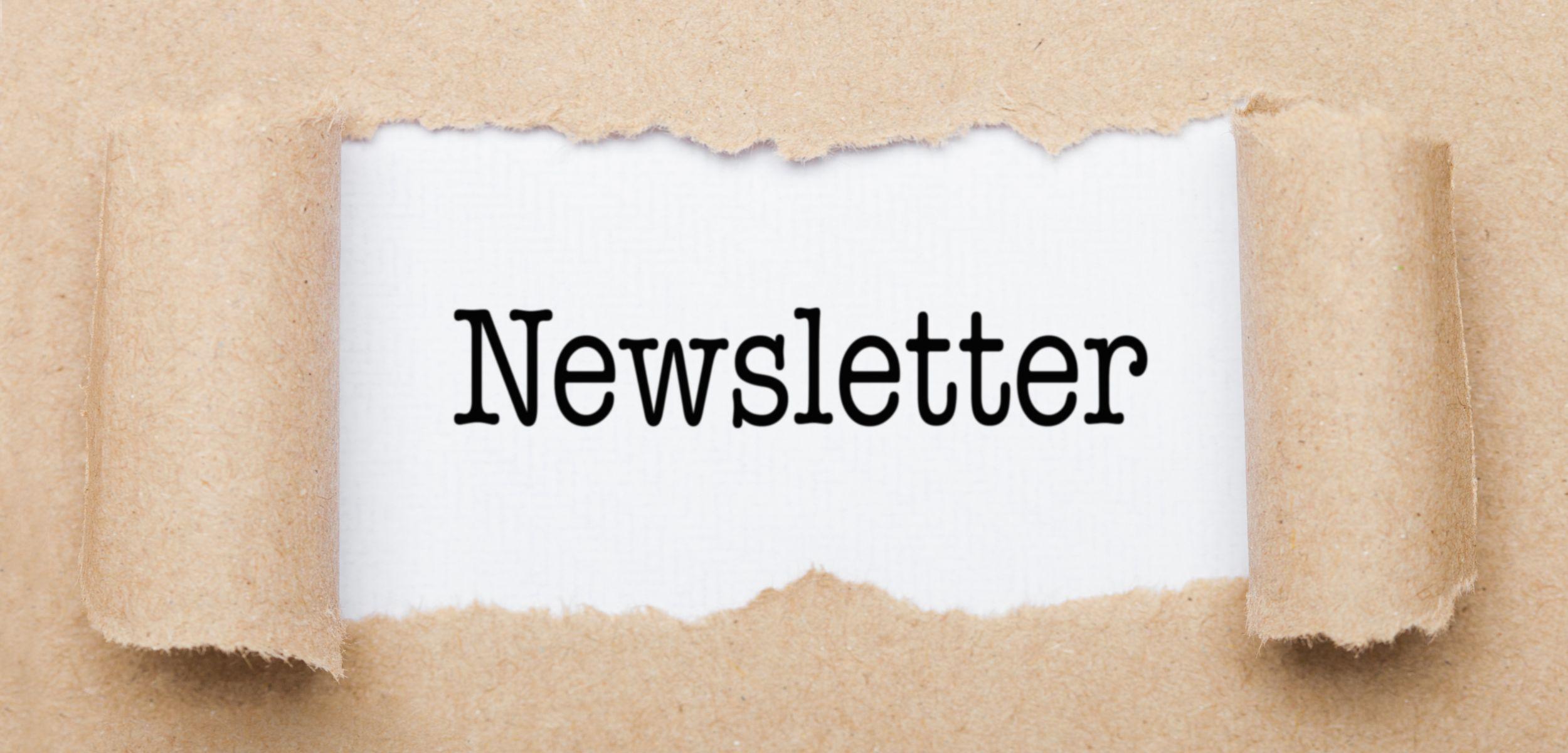 Newsletter Banner 3