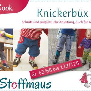 E-Book Schnittmuster Knickerbocker